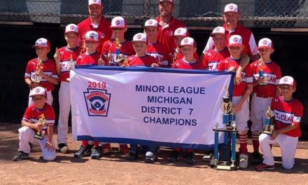 St. Clair Little League 10u Boys Heading to State Tournament