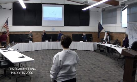 March 16, 2020 – Port Huron Schools Board of Education Meeting