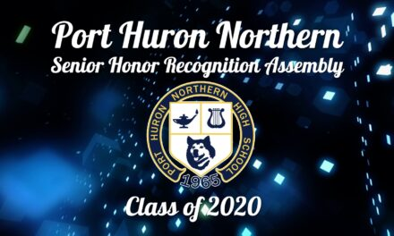 Port Huron Northern High School Class of 2020 Senior Assembly – May 29, 2020