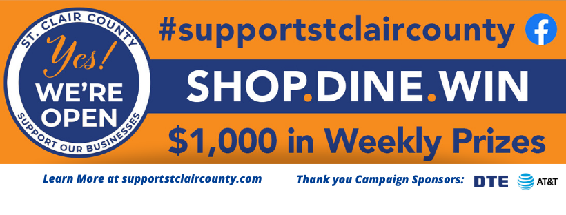 Shop. Dine. Win. Promotion – Giving Away $1,000 Weekly to Stimulate Local Economy