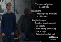 Conditions Causing Abdominal Pain and Indigestion – GERD