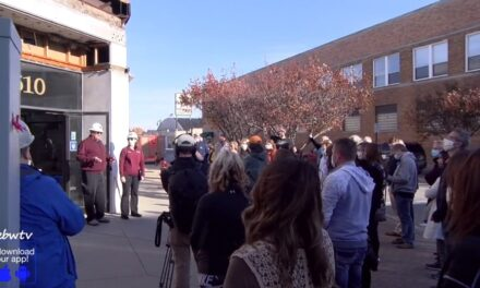 Construction Kickoff on Long-Awaited Downtown Grocery Store