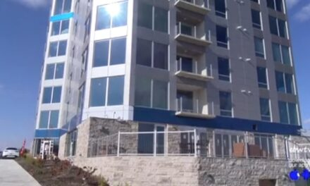 First Look Inside Riverfront High-Rise Condos