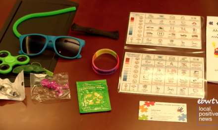 200 Sensory Boxes Empower Communication for First Responders