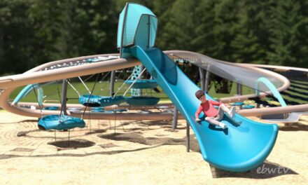 Nancy Winzer – New Playscape Coming to Palmer Park