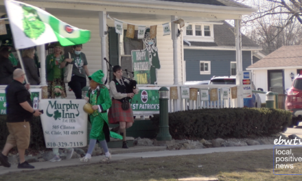 St. Patrick's Day Celebrations Return to Blue Water Area