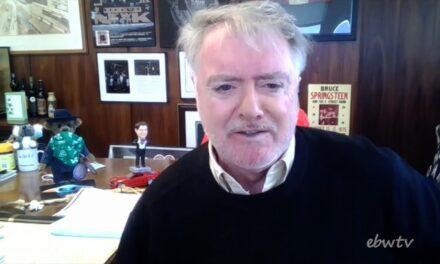 Mayor Mike Bradley of Sarnia, Ontario