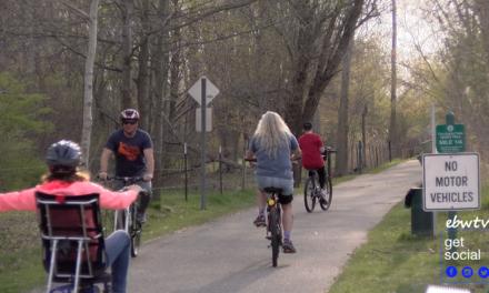Biking Season Begins for Blue Water Area