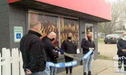 Retiring State Trooper Opens BBQ Restaurant in Marysville