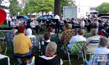 Salvation Army park services return to Port Huron