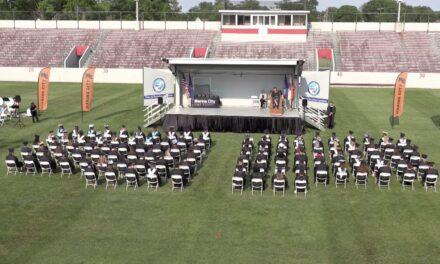 June 9, 2021 – Marine City Commencement Ceremony