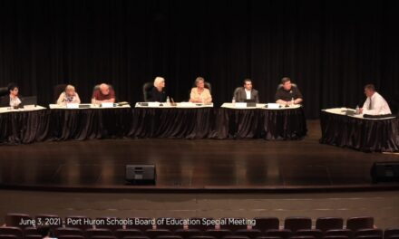 June 3, 2021 – PHASD Board of Education Special Meeting
