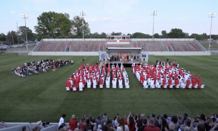 June 1, 2021 – PHHS Class of 2021 Commencement Ceremony