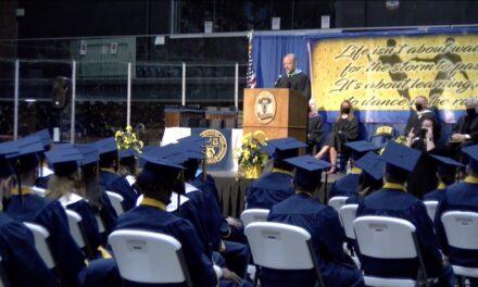 June 2, 2021 – Port Huron Northern High School Commencement Ceremony