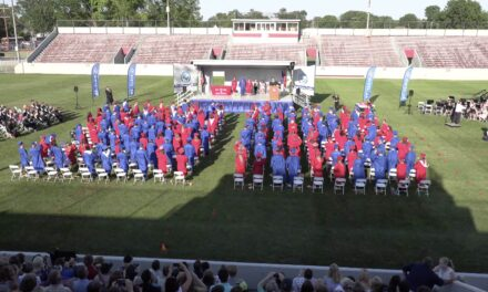 June 10, 2021 – St. Clair High School Commencement Ceremony