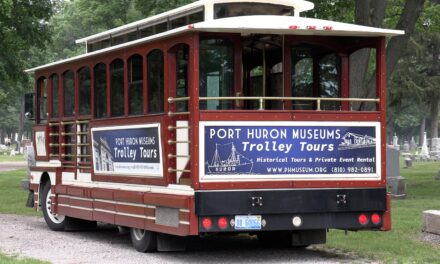Trolley tours offer look at Port Huron's past