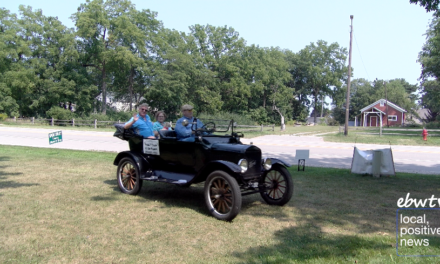 Model-T Tours Display Beauty and History of Port Sanilac