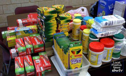 Marysville church giving away free school supplies