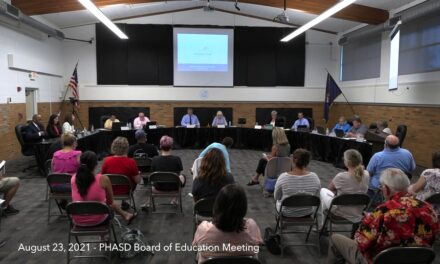 August 23, 2021 – Port Huron Schools Board of Education Regular Meeting