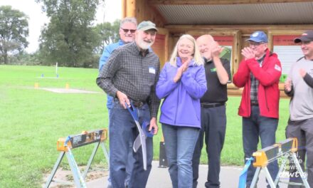 New Disc Golf Course Delivers Outdoor Fun