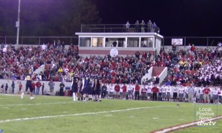 Rivalry Takes to the Football Field For Annual Crosstown Showdown