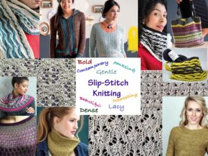 Amazing art with Slip-Stitch