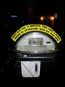 Free parking in Somerville?