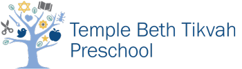 Temple Beth Tikvah Preschool Logo