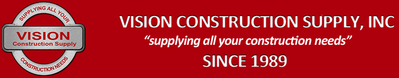 Vision Construction Supply Logo