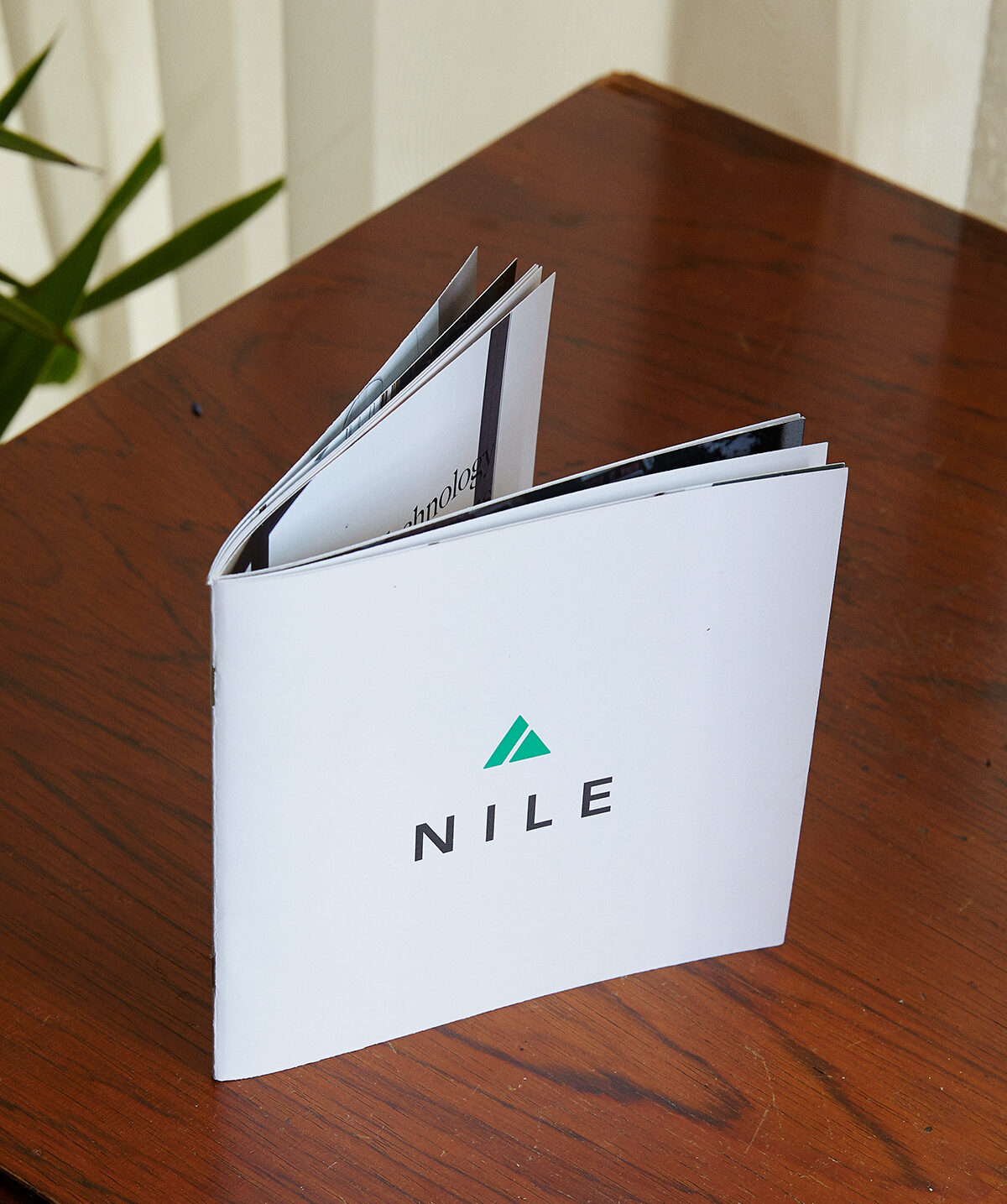 NILE California Marketing Materials
