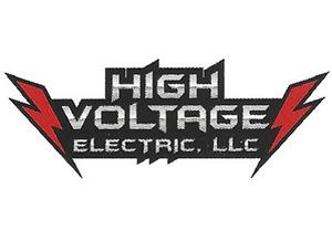 High Voltage Electric Logo