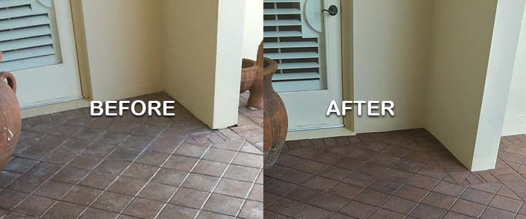 Above and Beyond Paver Sealing Serving Naples Fl