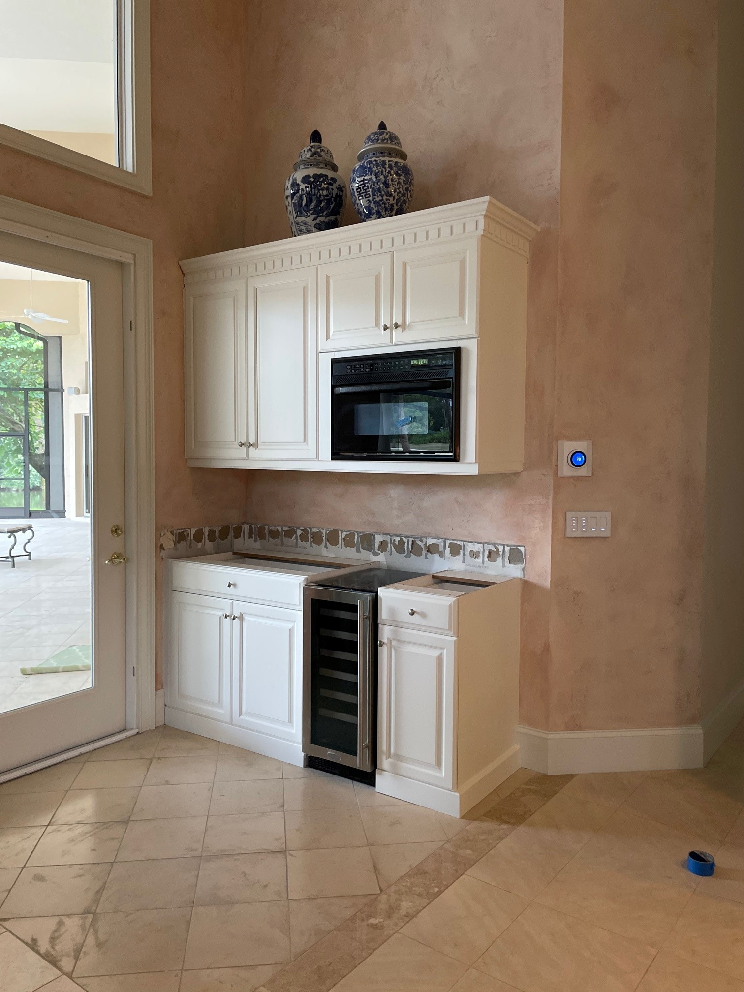 Cabinets Painted In Naples