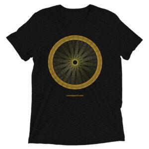 Solar Chakra – Unisex Tri-Blend Short Sleeve T-Shirt