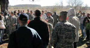 151st Infantry Staff Ride