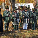 Infantry Formation at 200th Anniversary Celebration