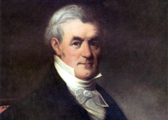 Secretary of War William Eustis