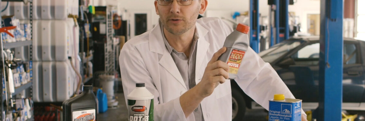 How do I know if my brake fluid is bad?