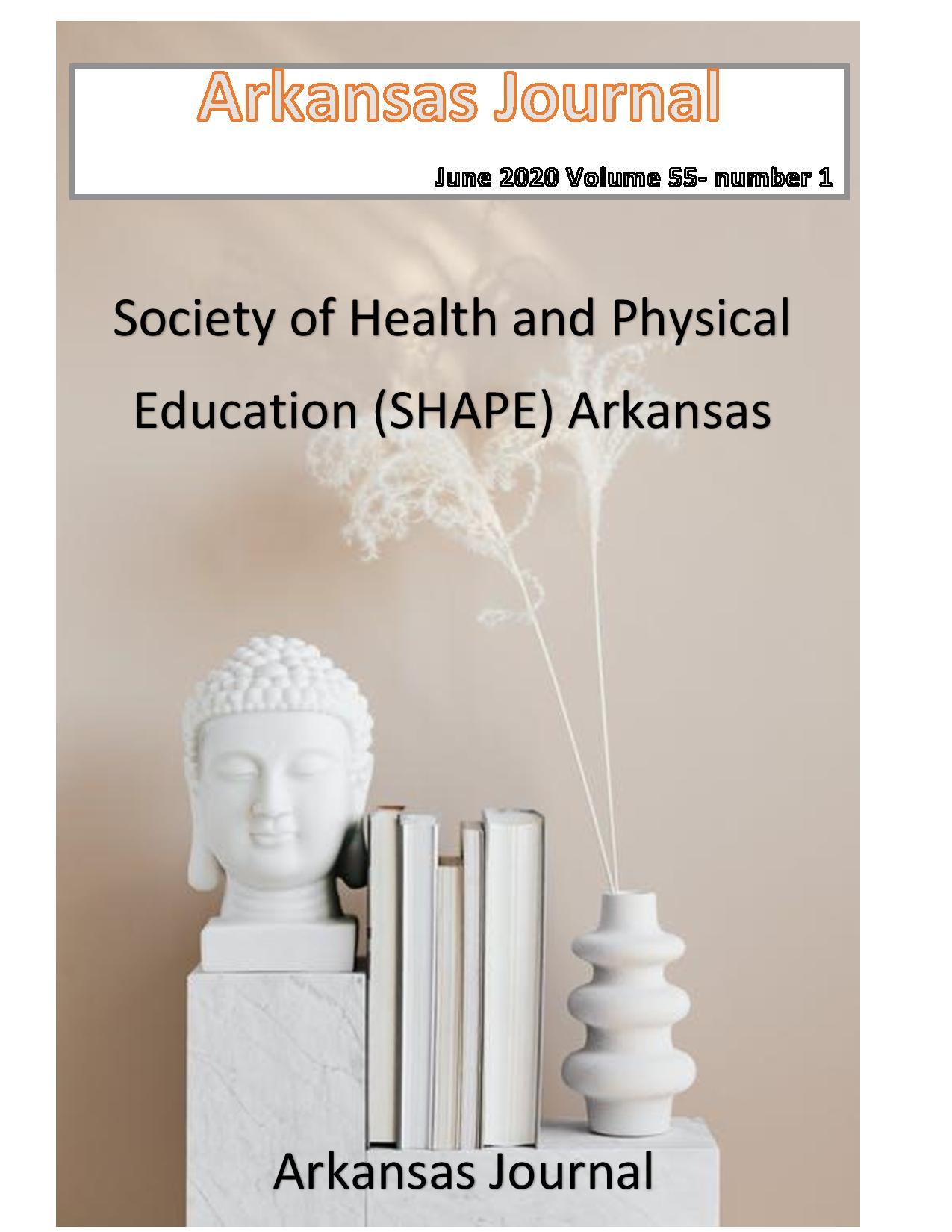 2020 Arkansas Journal June volume 55 number 1 cover -page-001