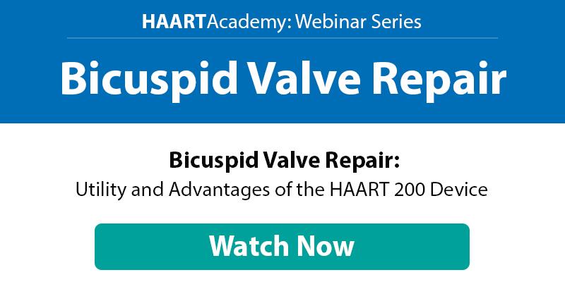Bicuspid Valve Repair