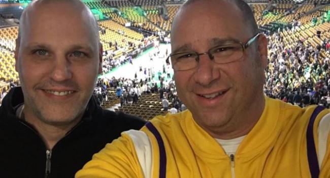 Get A Klu at Kobe's Last Boston Game