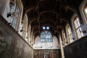 The Great Hall in Hampton Court Palace