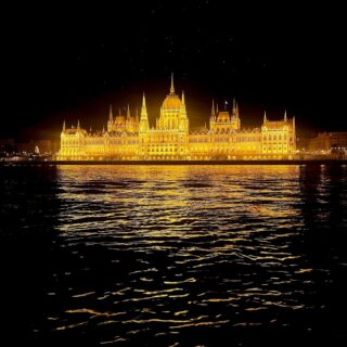 Fun fact friday: Budapest is home to the world's third largest Parliament building