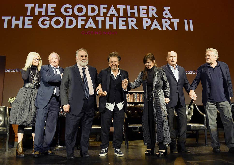 The Godfather 45th Anniversary Image