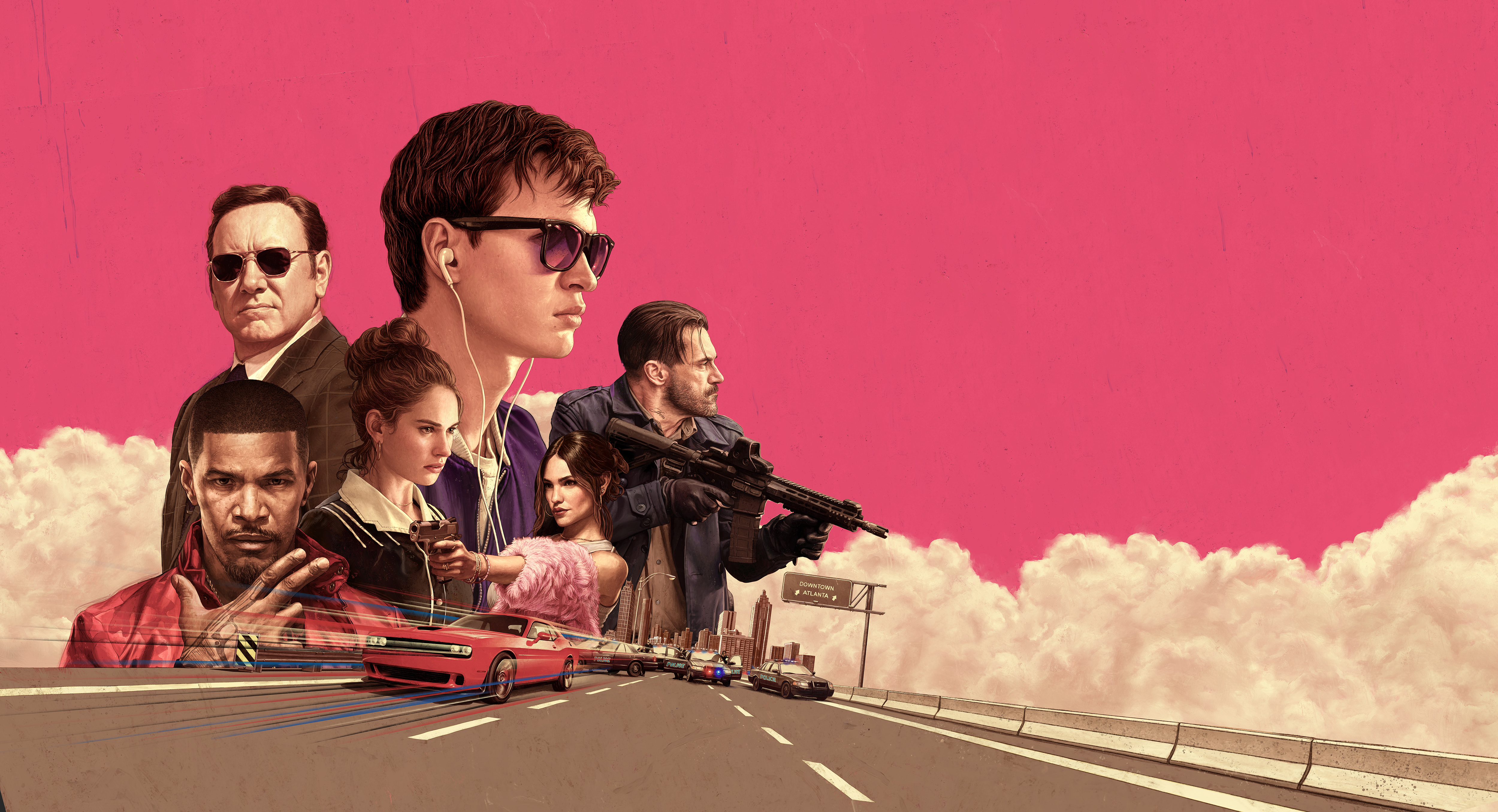 Baby Driver Image
