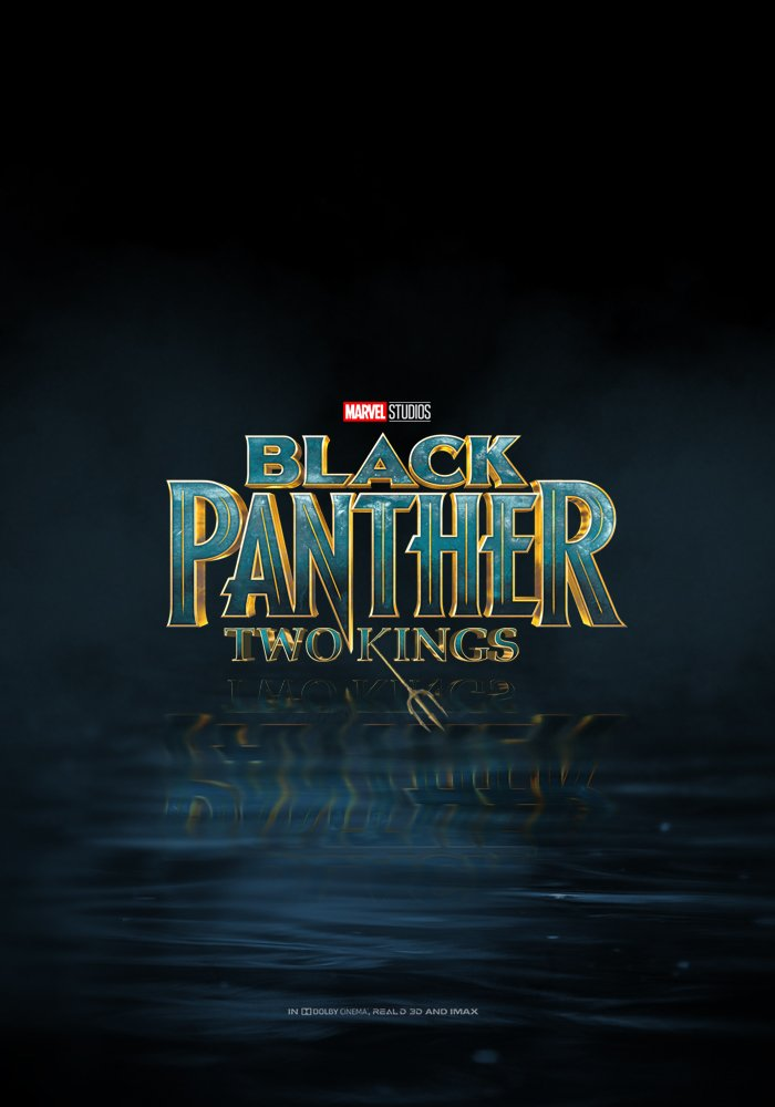 Black Panther and the Two Kings Fan Art