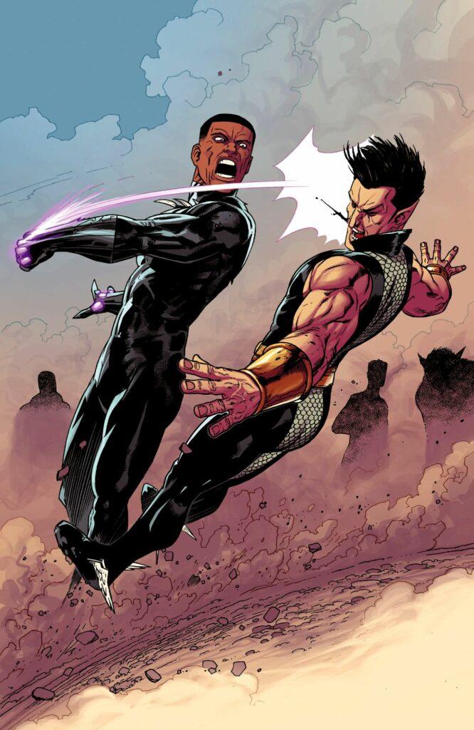 Black Panther vs. Namor Image 2