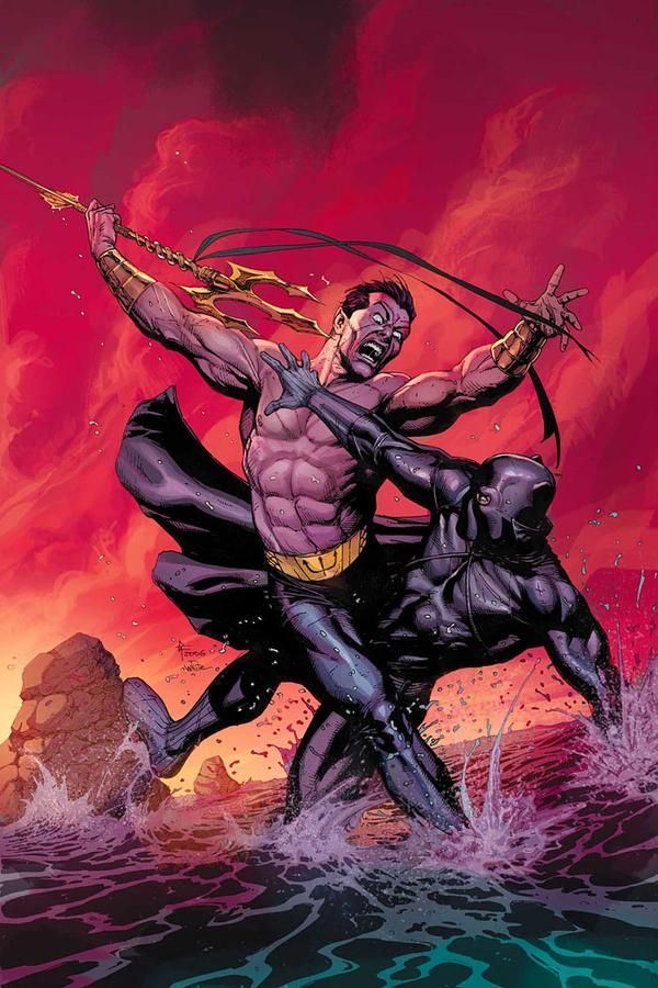 Black Panther vs. Namor Image 3