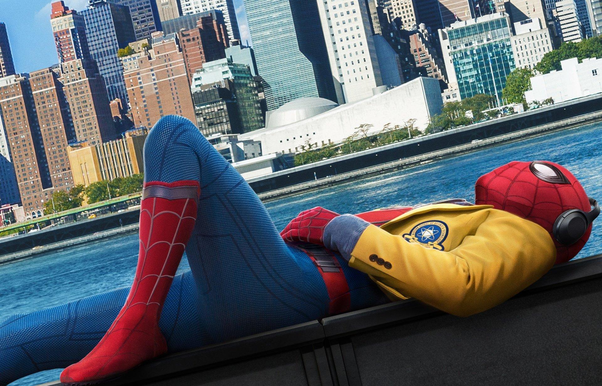 Spider-Man Homecoming Image