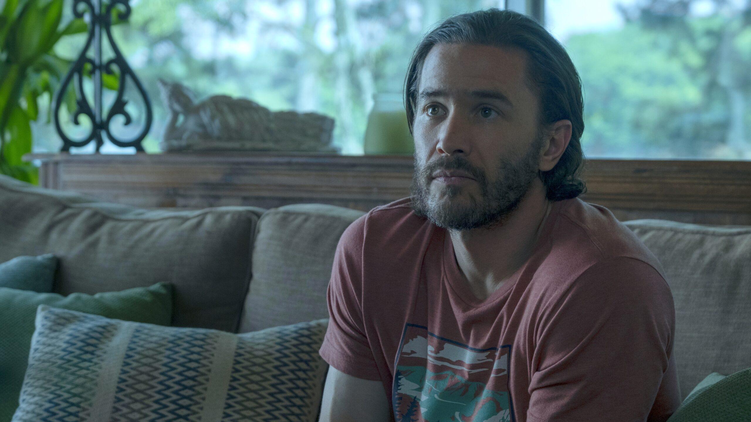 Tom Pelphrey Ozark Season 3